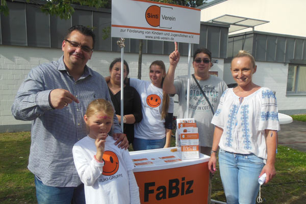 Sommerfest 2017 im Born Center